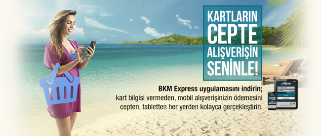 bkm express guvenli alisveris