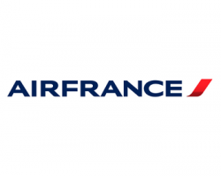 Air France screenshot