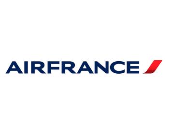 Air France screenshot