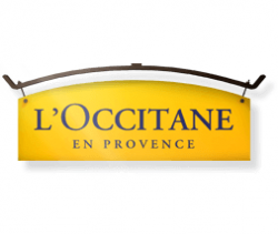 L'occitane screenshot