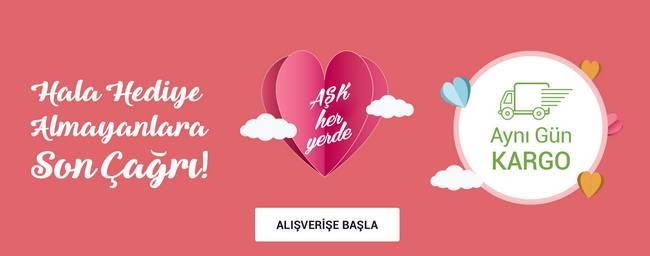 Sevgililer Günü Hediye Seçenekleri