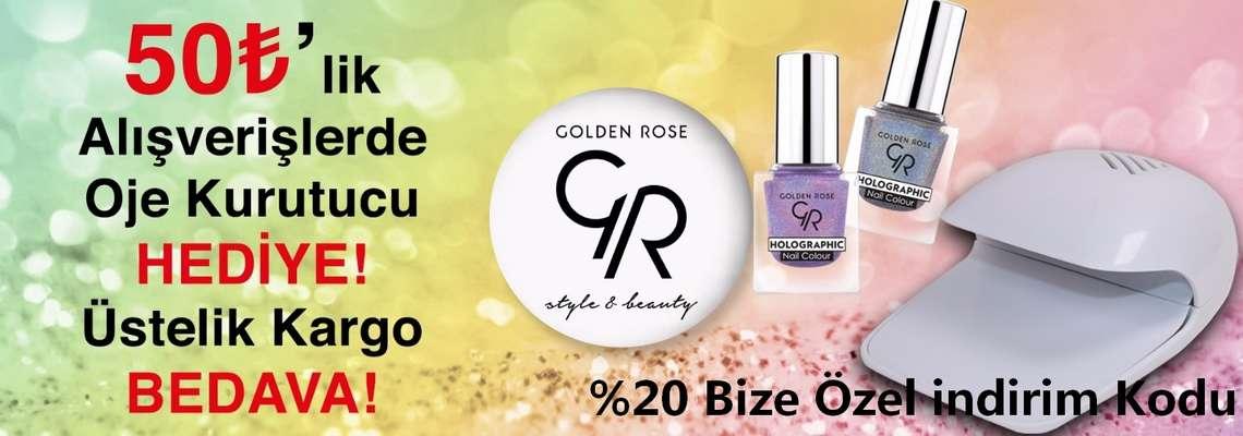 golden rose indirim kodu