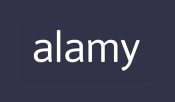Alamy screenshot
