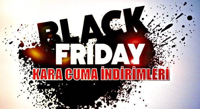 black friday 2018 Türkiye indirimleri