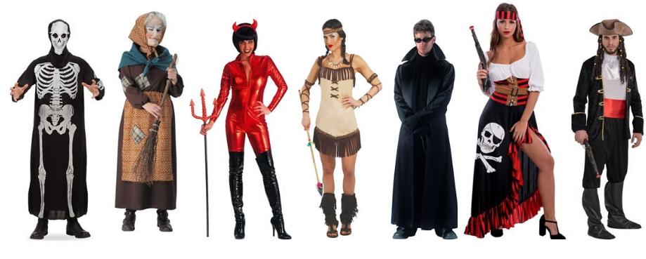 cadılar bayramı kostumleri