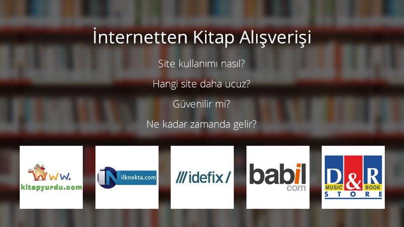 kitap satan internet siteleri