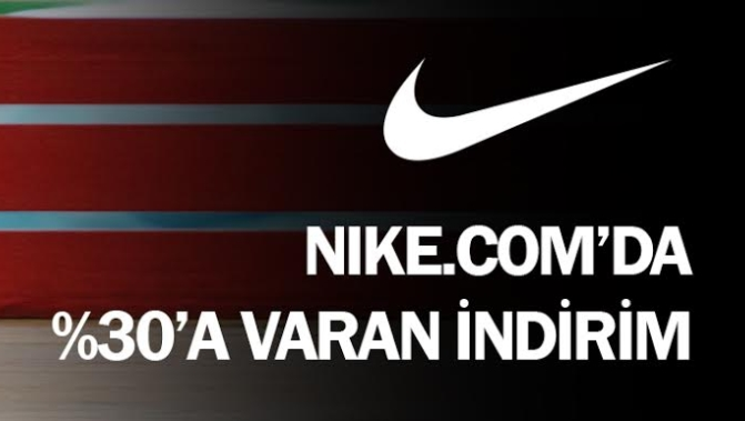 nike black friday indirim