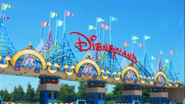 2019 Disneyland turu