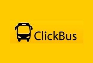 Clickbus screenshot