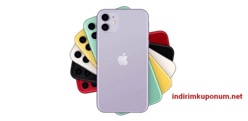 iphone 11 indirimkuponumnet