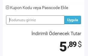 natro passcode